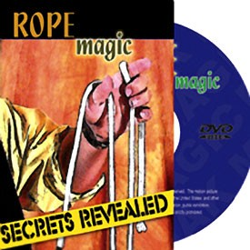 DVD- Rope Magic Secrets