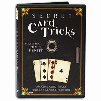 DVD- Secret Card Tricks