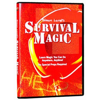 DVD- Survival Magic