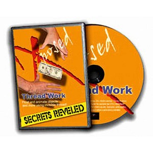 DVD- Invisible Thread Secrets Exposed