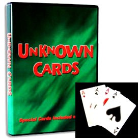 DVD- Unknown Cards with BONUS