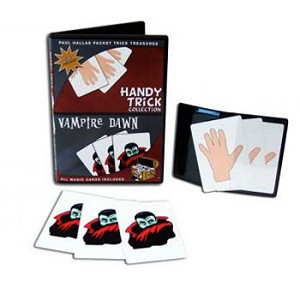 Handy Packet Tricks plus Vampire Dawn Trick with DVD