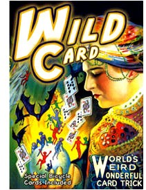 Wild Card with DVD