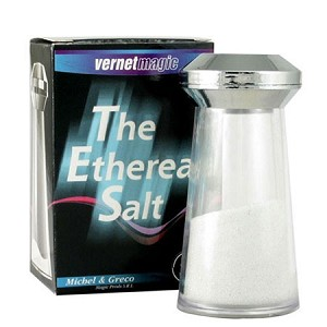 Vanishing Salt from Shaker