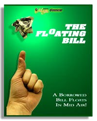 Floating Dollar Bill Kit with Booklet