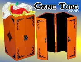 Genii Tube- Painted