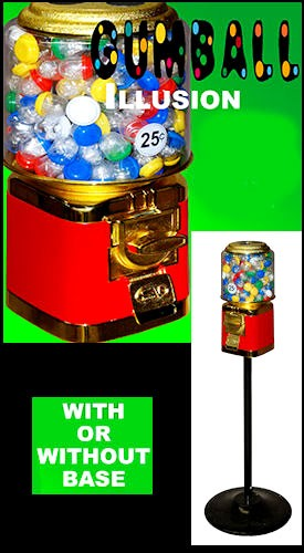 Gumball Machine Illusion