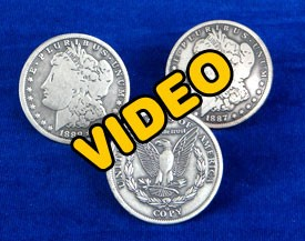 PASSWORD: Illusion Coins Instruction Video
