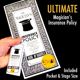 Insurance Policy- Ultimate
