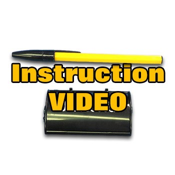 PASSWORD: Miracle Invisible Pen Bonus Video