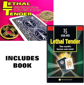 Lethal Tender with Bonus Book