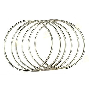 Linking Rings- Magnetic Set of 6
