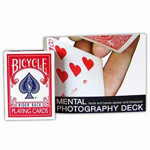 Mental Photography Deck- Bicycle