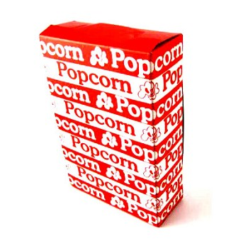 Magic Popcorn Box