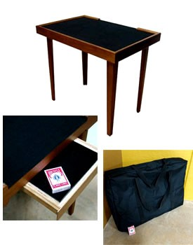 Table- Pro Table with Carrying Bag