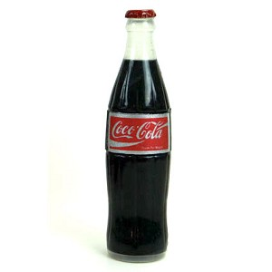 Soft Drink- Vanishing Coke Bottle