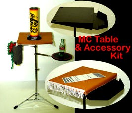 Table- MC and Accessory Kit