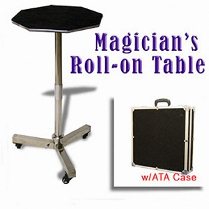 Table- Rolling Steel + BONUS CASE