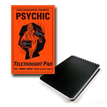 Telethought Pad + BONUS VIDEO