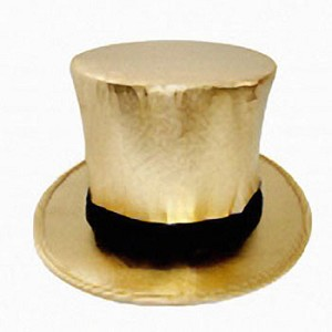 Top Hat with Load Chamber- Collapsible GOLD