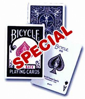 FREE- Preset Bicycle Deck for ValiDATE