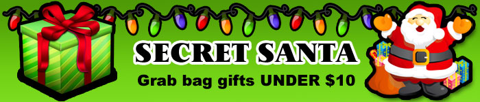 Secret Santa Gifts and Grab Bag Present