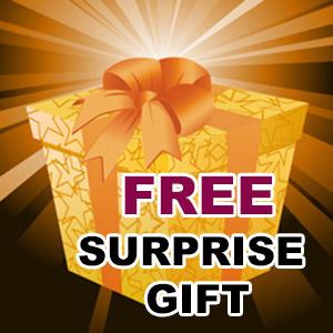 Free Surprise Gift