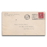 SOLD Houdini Envelope - Archer Armstrong & Co.