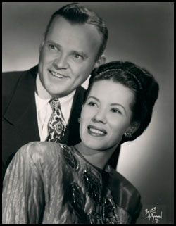 Eddie and Lucille Roberts