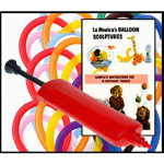 OSR Balloon Sculpture Combo Package with BOOKLET