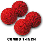 Balls- Combo Large- Set of 4