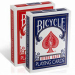 Bicycle Rider Back Card Deck