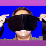 See-Thru Blindfold + ONLINE VIDEO