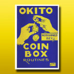 DISCONTINUED BOOKLET- Okito Coin Box