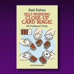 BOOK- Self Working Closeup Card Tricks