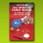 BOOK- Self Working Table Magic
