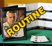 ONLINE VIDEO: Chase the Ace Routine