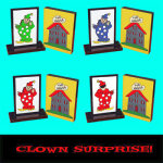 86 DISCONTINUED Clown Surprise Act