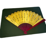 Oriental Coin Fan - PREOWNED