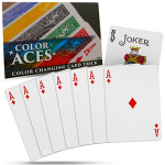 Color Aces Card Trick