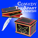 86 DISCONTINUED Comedy Take Apart Vanish