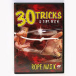 DVD- 30 Tricks with Rope