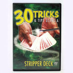 OSR DVD- Stripper Deck Instruction: 30 Tricks