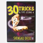OSR DVD- Svengali Deck Instruction: 30 Tricks