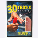DISCONTINUED DVD- 30 Tricks with a Thumb Tip