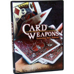 86 DISCONTINUED DVD- Card Weapons