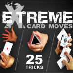 86 DISCONTINUED DVD- Extreme Card Moves