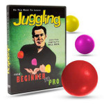 86 DISCONTINUED DVD- Learn Juggling