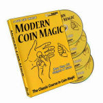 DVD Set- Modern Coin Magic