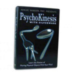 DVD- Psychokinesis with Silverware + BONUS VIDEO